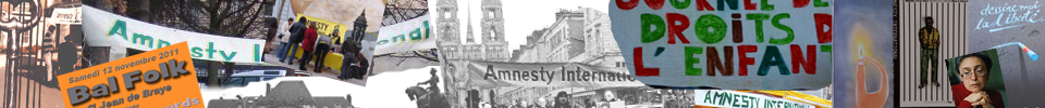 Amnesty International Orléans