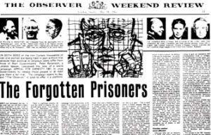 Les prisonniers oubliés